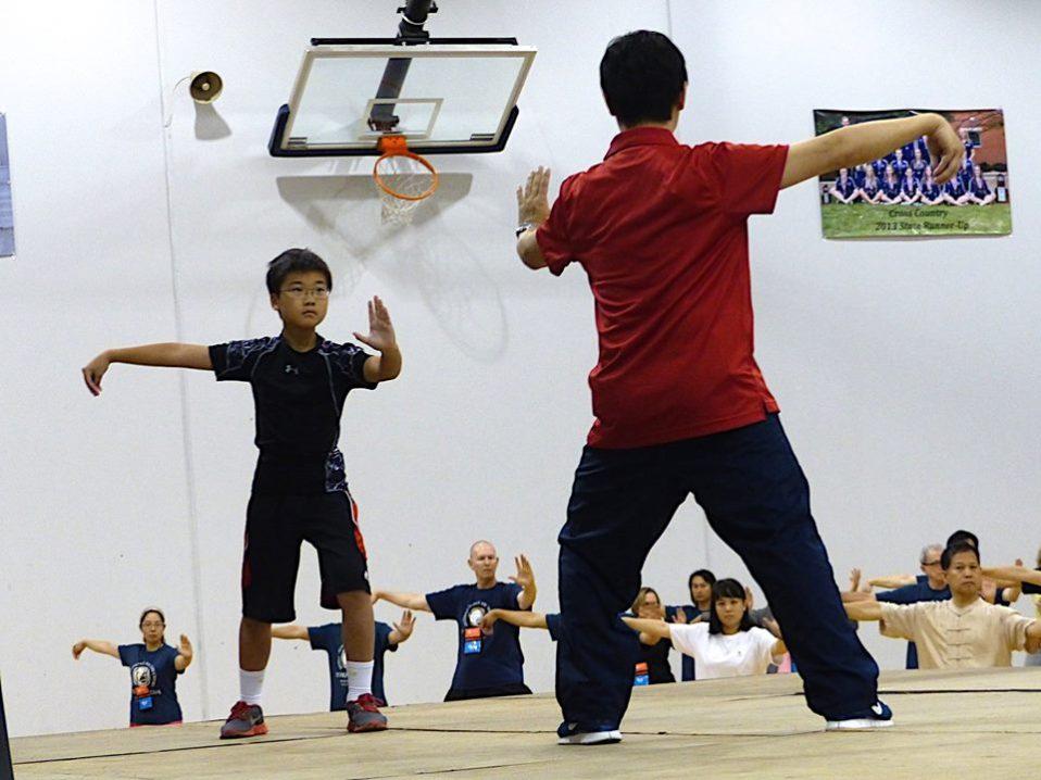 Practice - Yang Jun and Jason