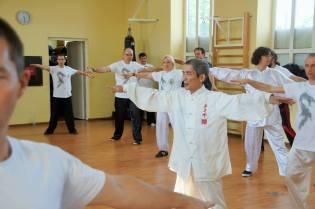 2016PolandQiGongsifu teaching