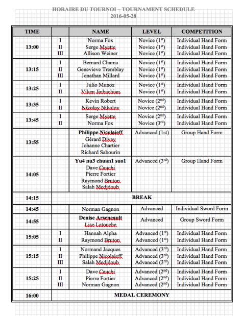2016TaiChiChallengeSchedule